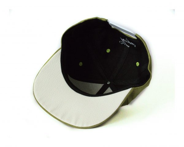 Olijf groene olive green snapback cap veryus suede kwaliteit quality